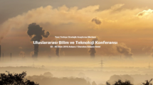 Science and Technology in October 3-6, 2016 in Ankara, Turkey