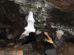 Hatay'ın Hassa ilçesindeki Mal Deliği Lav Tüneli'nde, nesli tehlikede olan Uzunkanatlı, Uzunayaklı ve Nalburunlu yarasa türleri tespit edildi.  ( Türkiye Tabiatını Koruma Derneği Hatay Şubesi - Anadolu Ajansı )