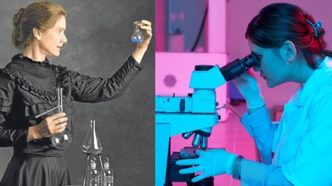 kadın ve bilim