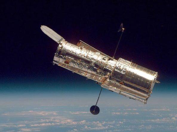 Habıl (hubble) uzay teleskobu