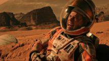 """""""Marslı"""" filminden bir sahne"""