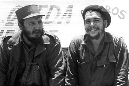Castro ve Che Guevera
