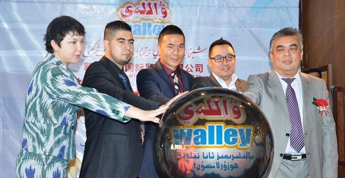 Uygur oyuncak şirketi ''Valley''in başarıcıları, 2015