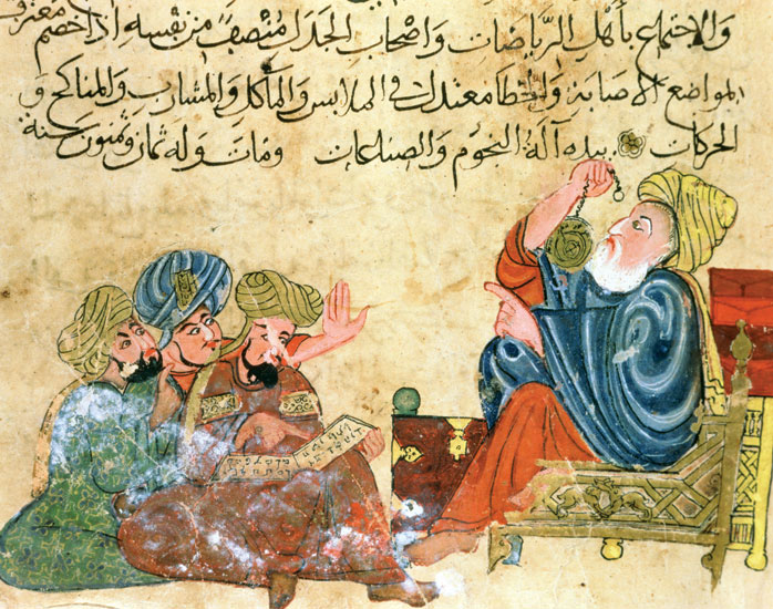 aristotle-with-arab-scientists