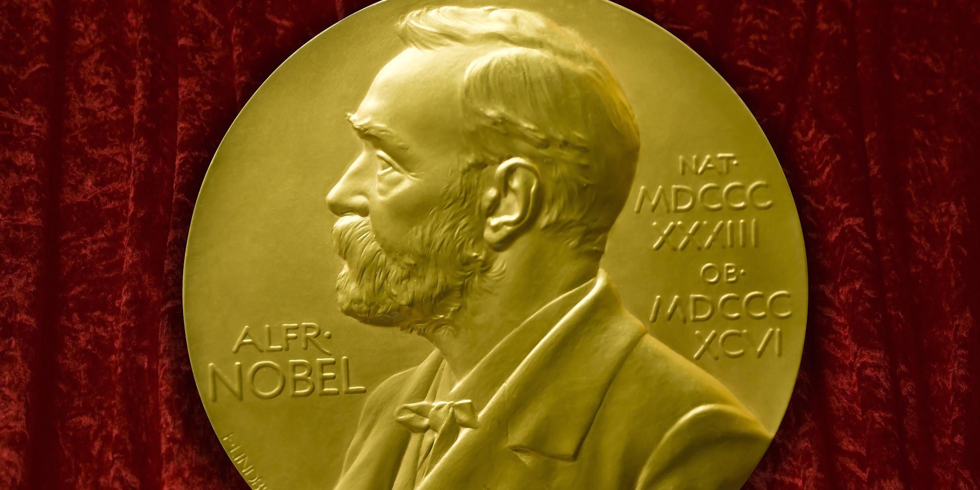 Johannes V. Jensens Nobel Prize winner medal from 1944