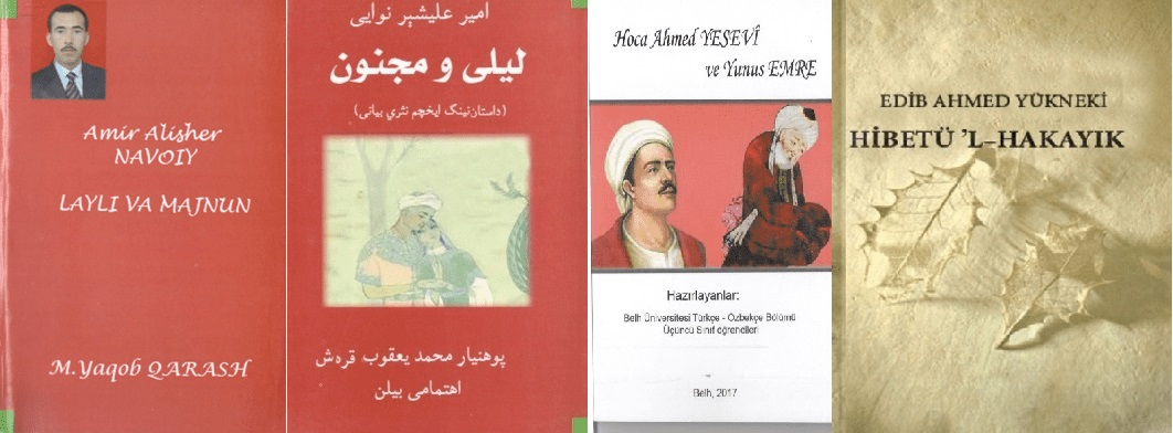Güney Türkistan'da (Afganistan) Özbek Türkçesiyle Yeni Yayımlar