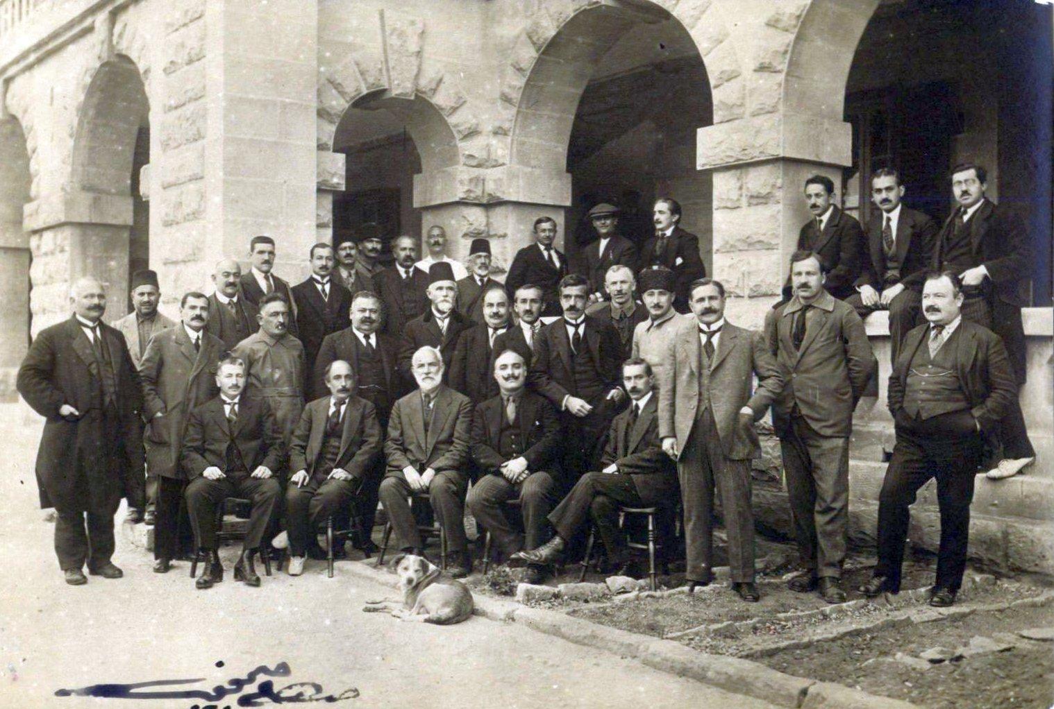 Teceddüt Fırkası - Malta Sürgünleri > Bilimdili.com